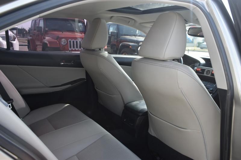 Lexus IS 250 2014 price $19,995