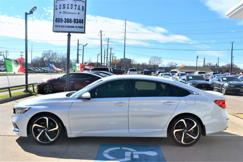 Honda Accord Sedan 2018 price $20,995