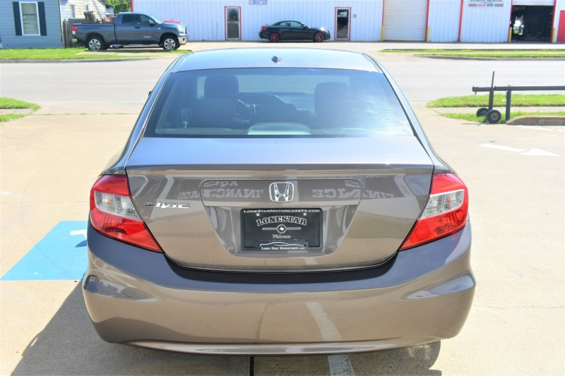 Honda Civic Sdn 2012 price $9,995