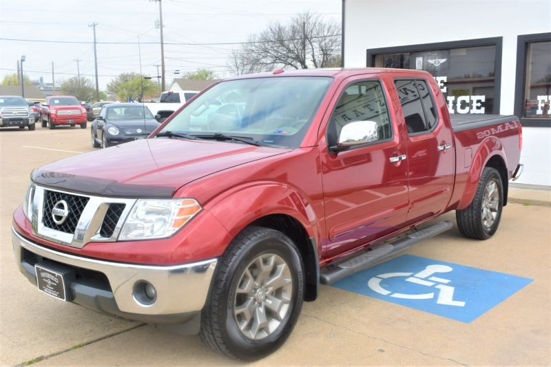 Nissan Frontier 2014 price $20,995