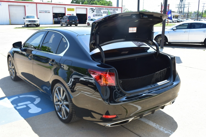 Lexus GS350 FSPORT 2015 price $25,995