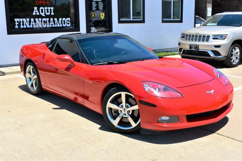 Chevrolet Corvette 2008 price $26,995