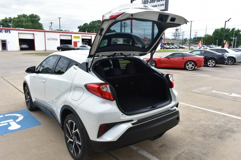 Toyota C-HR 2018 price $22,995