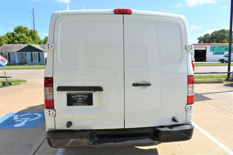 Nissan NV Cargo 2018 price $28,995