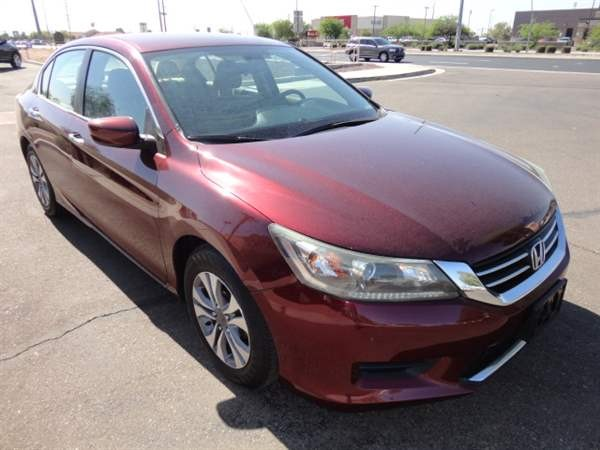 Honda Accord Sedan 2014 price $1,499 Down