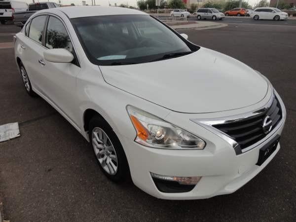 Nissan Altima 2015 price $1,499 Down