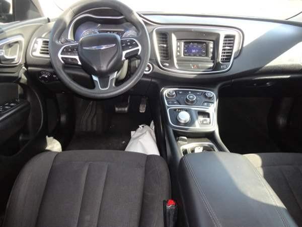 Chrysler 200 2015 price $1,499 Down