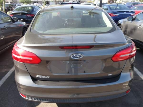 Ford Focus 2018 price $1,499 Down