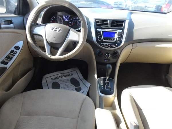 Hyundai Accent 2014 price $999 Down