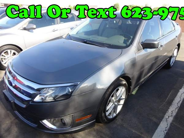 Ford Fusion 2011 price $1,499 Down