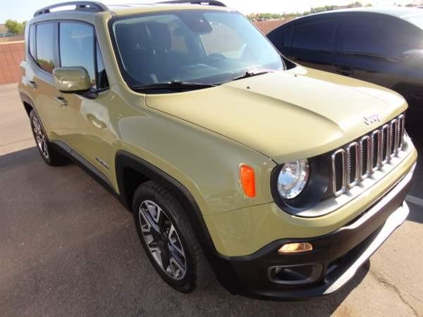 Jeep Renegade 2015 price $1,999 Down