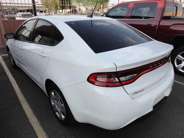Dodge Dart 2015 price $1,499 Down