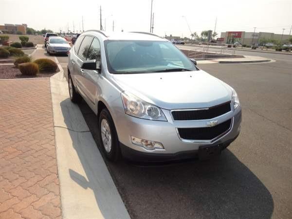Chevrolet Traverse 2012 price $1,499 Down