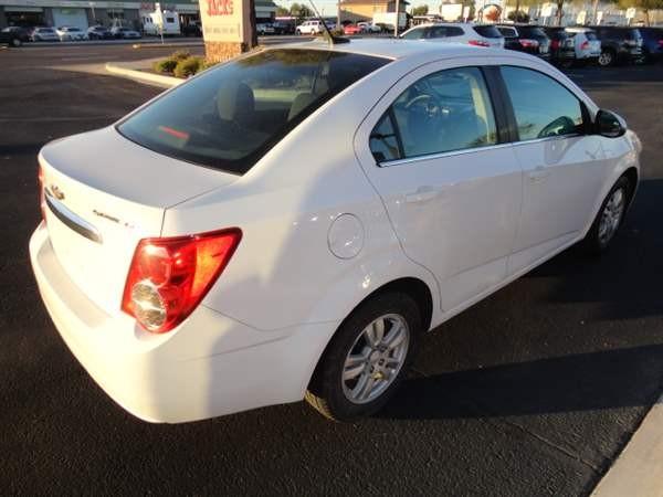 Chevrolet Sonic 2014 price $699 Down