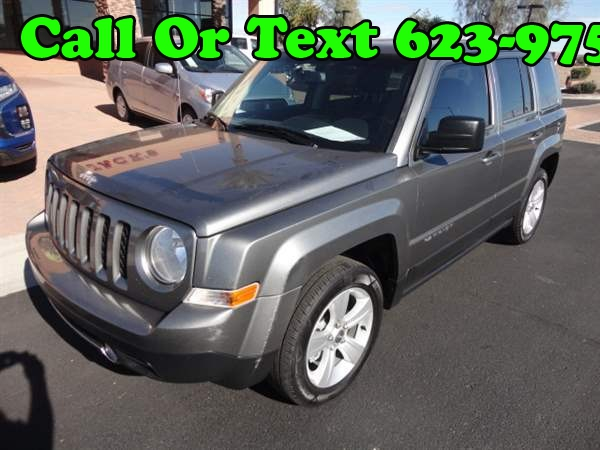 Jeep Patriot 2014 price $1,299 Down