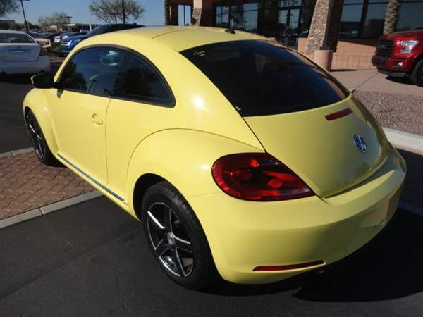 Volkswagen Beetle 2012 price $1,499 Down