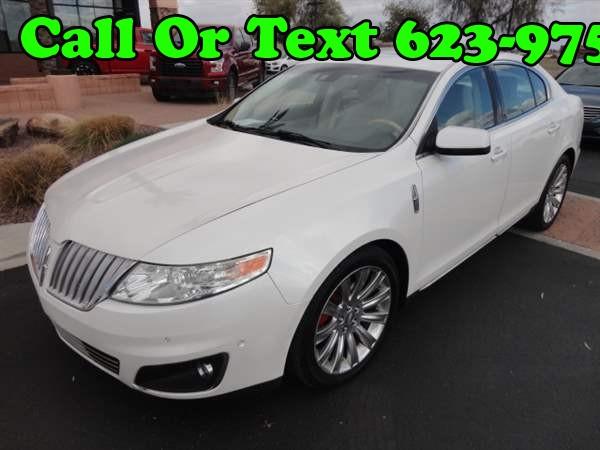 Lincoln MKS 2010 price $1,399 Down