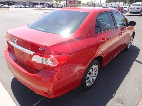 Toyota Corolla 2012 price $1,999 Down
