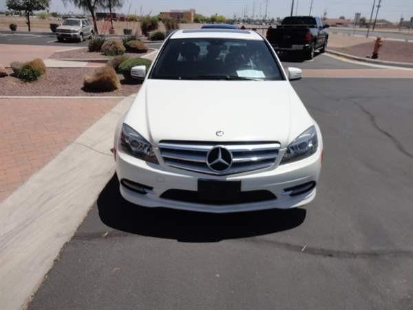 Mercedes-Benz C-Class 2011 price $2,999 Down