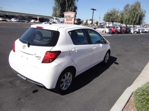 Toyota Yaris 2016 price $1,699 Down