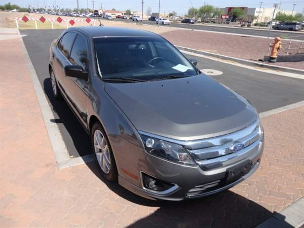 Ford Fusion 2012 price $1,299 Down