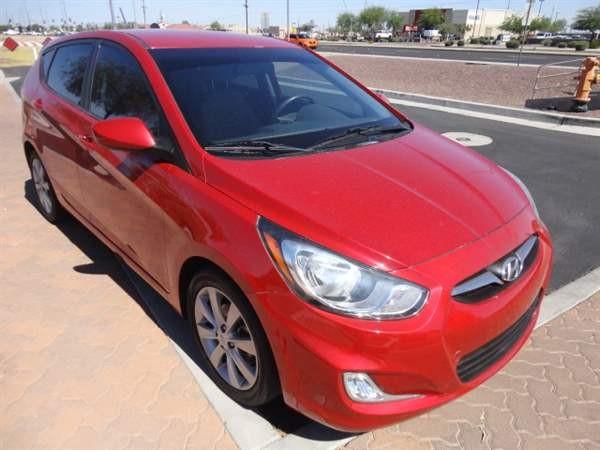 Hyundai Accent 2012 price $1,499 Down