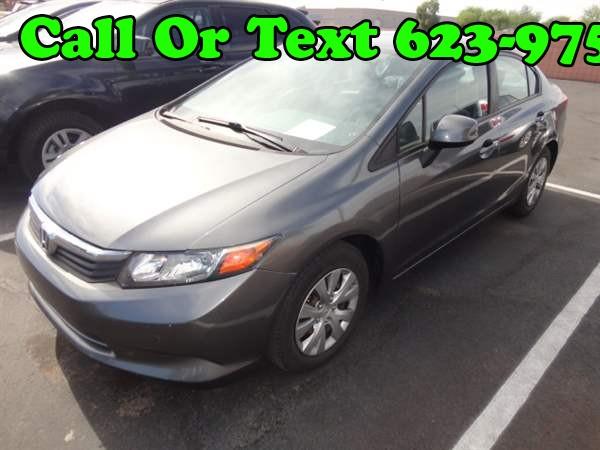 Honda Civic 2012 price $1,499 Down