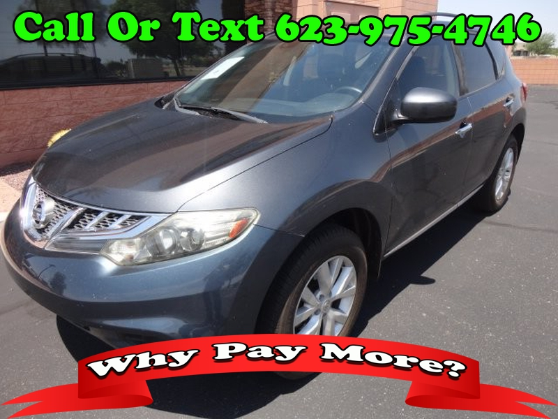 Nissan Murano 2011 price Call for Pricing.