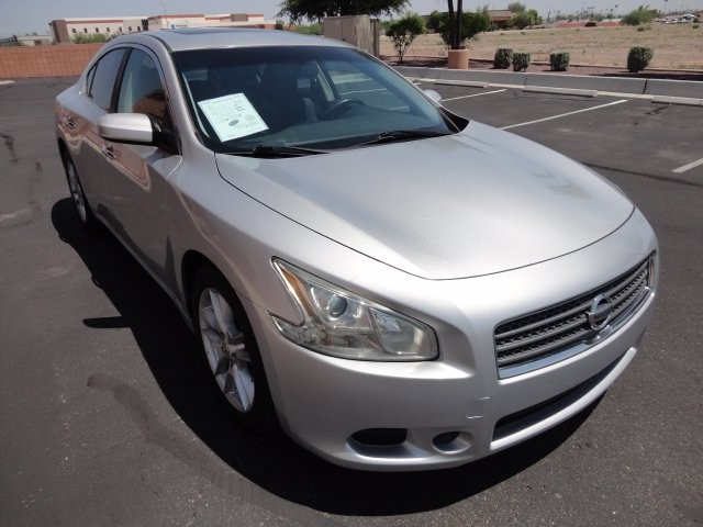 Nissan Maxima 2009 price Call for Pricing.