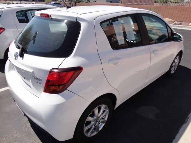 Toyota Yaris 2016 price Call for Pricing.