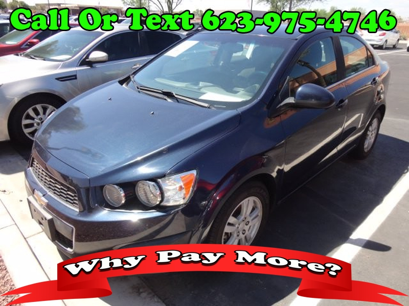 Chevrolet Sonic 2016 price Call for Pricing.