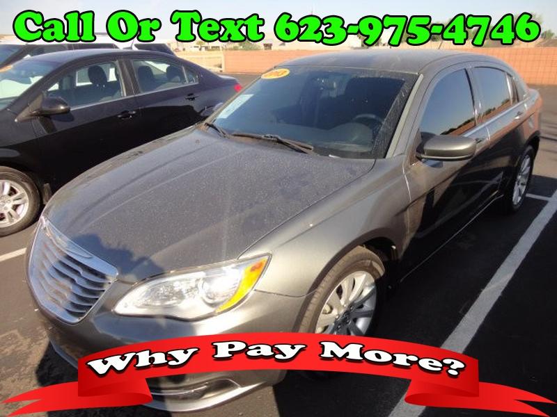 Chrysler 200 2013 price $999 Down