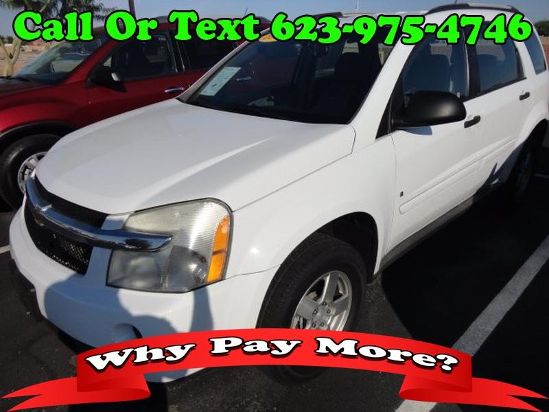 Chevrolet Equinox 2008 price $1,199 Down