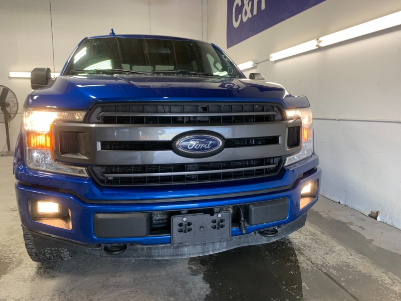 Ford F-150 2018 price $29,795