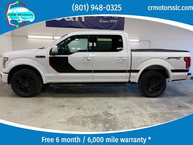 Ford F-150 2016 price $26,700