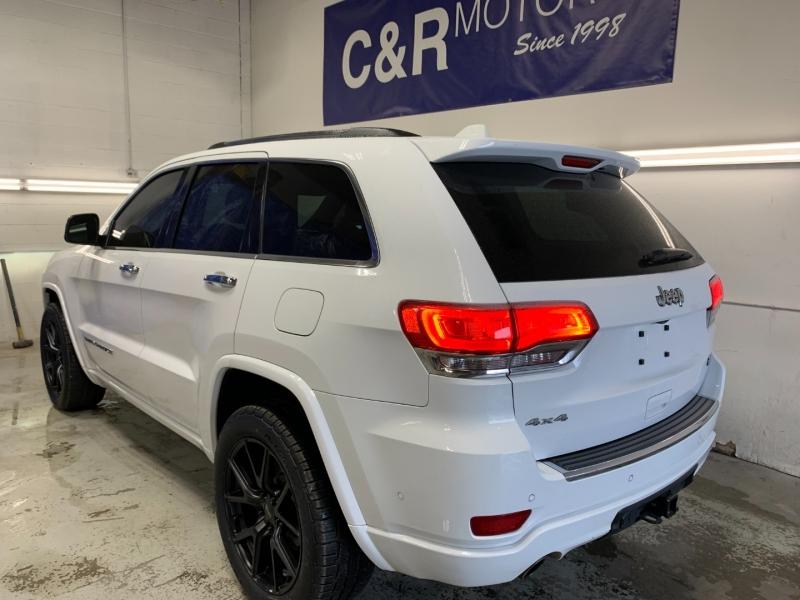 Jeep Grand Cherokee 2017 price $29,999