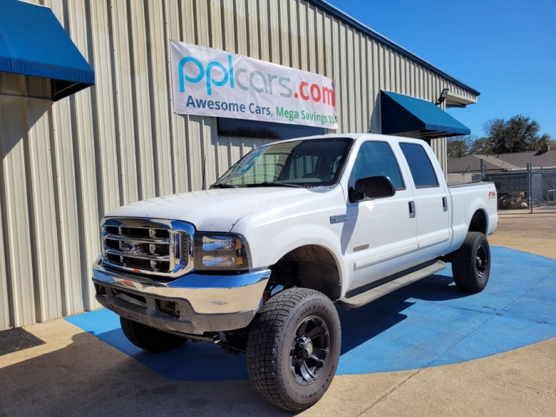 FORD F250 2003 price $7,499