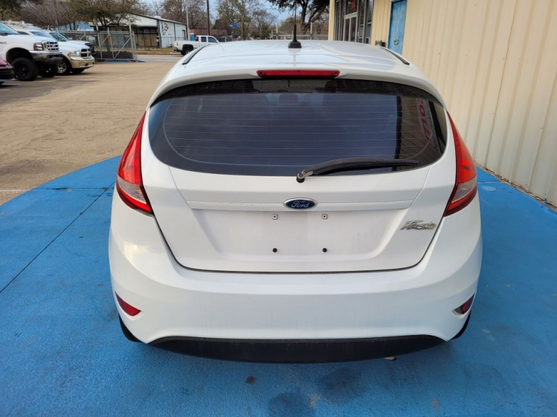 FORD FIESTA 2013 price $4,999