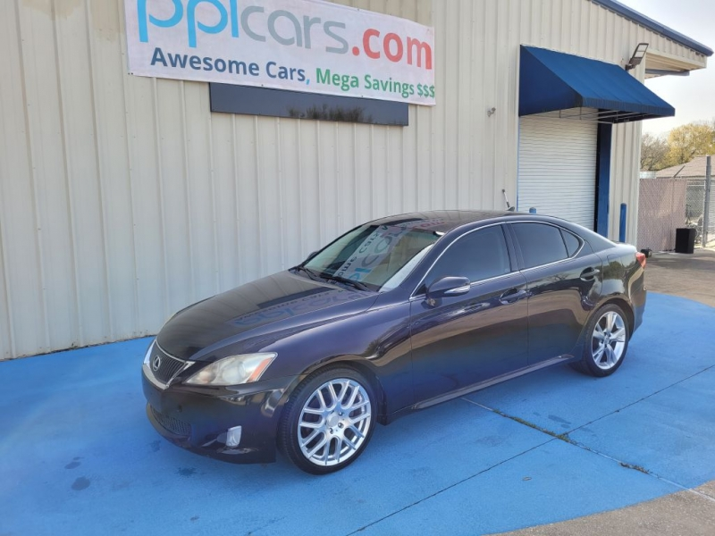 LEXUS IS 2010 price $8,199