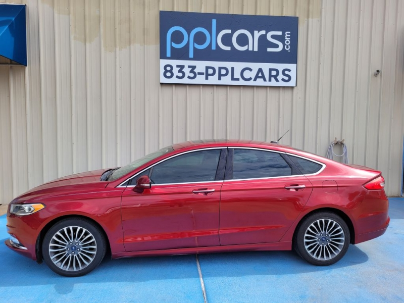 FORD FUSION 2017 price $15,999