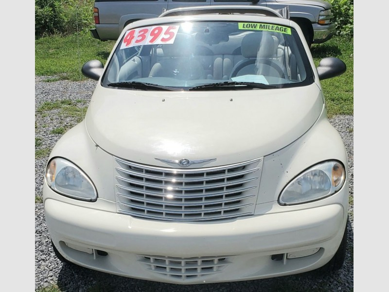 CHRYSLER PT CRUISER 2005 price $4,395