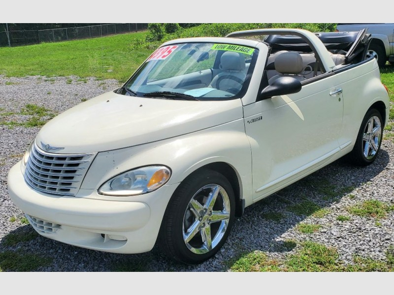CHRYSLER PT CRUISER 2005 price $4,395