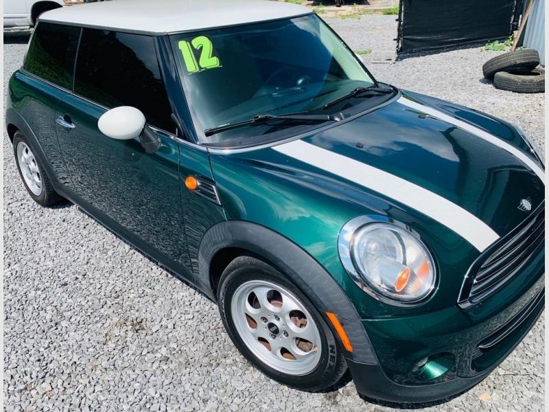MINI COOPER 2012 price $5,995