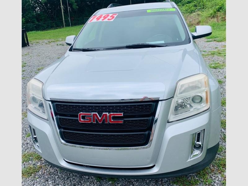 GMC TERRAIN 2011 price $7,495