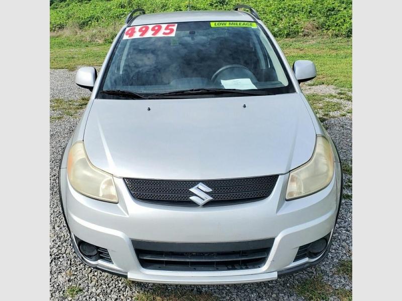 SUZUKI SX4 2007 price $4,995