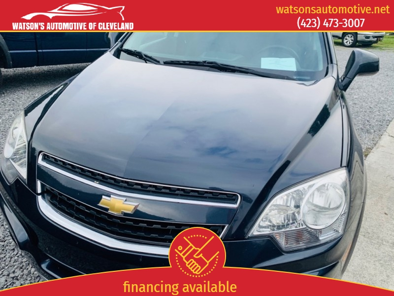CHEVROLET CAPTIVA 2014 price $6,987