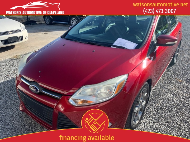 FORD FOCUS 2014 price $7,195