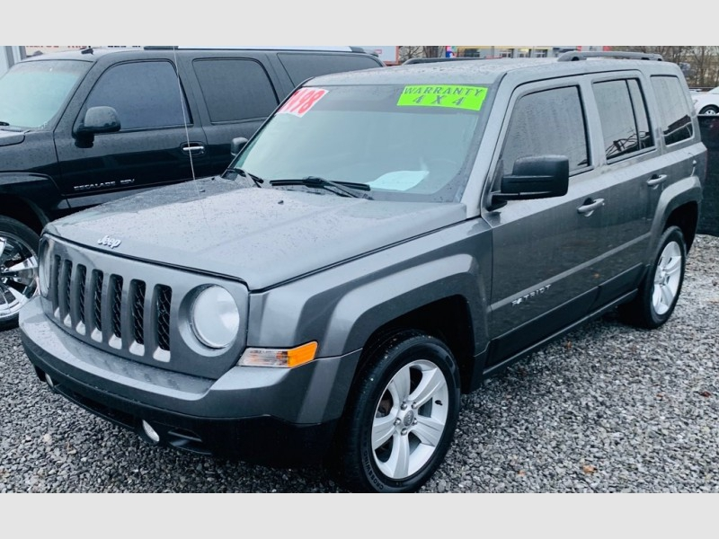 JEEP PATRIOT 2013 price $7,498