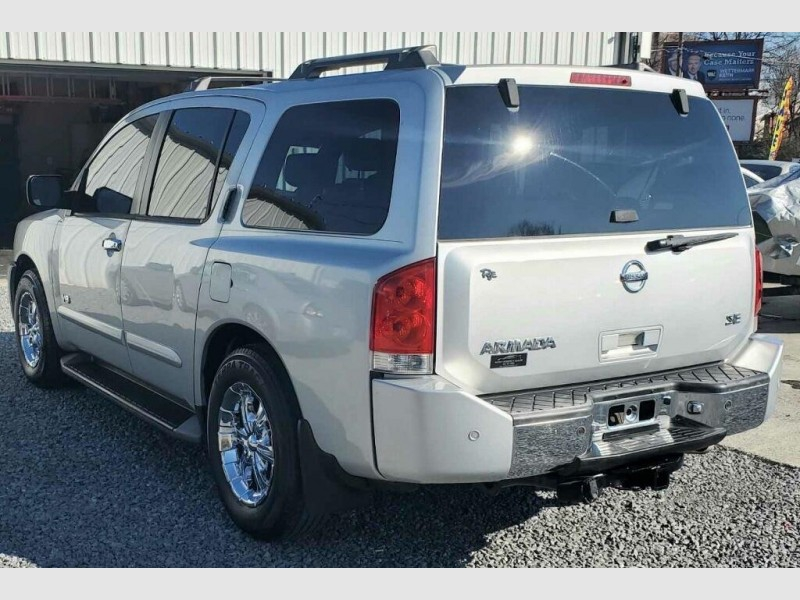 NISSAN ARMADA 2005 price $5,695