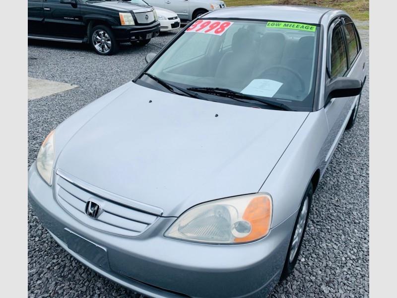 HONDA CIVIC 2001 price $3,998